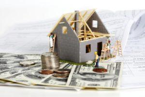 Как взять кредит на строительство