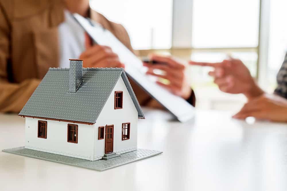 оформление кредита под залог недвижимого имущества